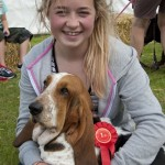 St Ewe Country Fair Dog Show Winner