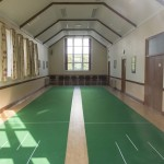 Bowling Mats at St Ewe Village Hall