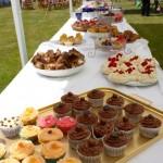 St Ewe Village Fete Cake Stall