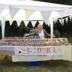 Tombola Stall at St Ewe Village Fete