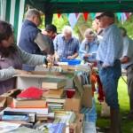 St Ewe Village Fete Book Stall