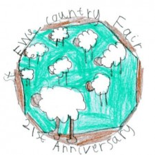 Logo for 2016 St Ewe Country Fair