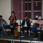 Musicians at Barn Dance